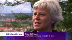 Anne Tübinger im Interview